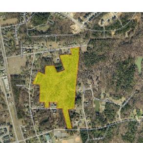 Huntersville Residential Land +/-30.39 Acres